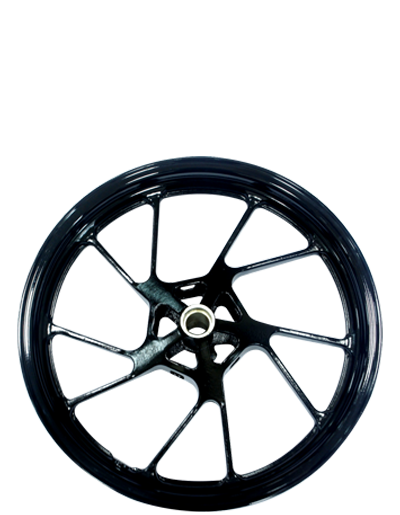 Two Wheeler Alloy Wheel Front - Disc + ABS Brake