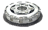 Motorcycle Clutch Assembly (400-750 cc)