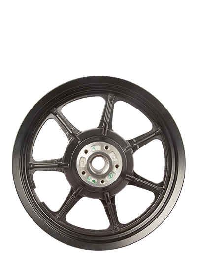 Two Wheeler Alloy Wheel Rear - Disc Brake